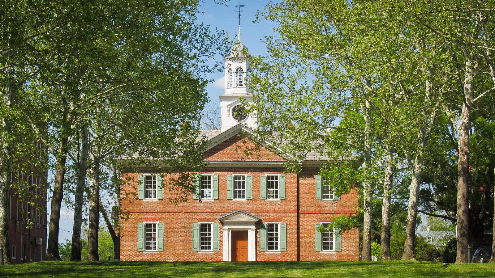 1767 Colonial Courthouse - Perry and Company Sotheby's