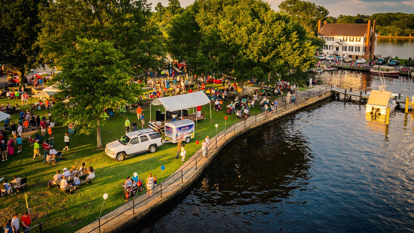 Edenton Music and Water Festival
