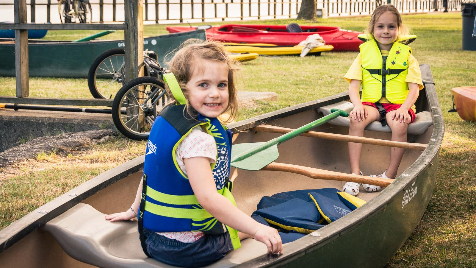 Canoe Enthusiasts, Edenton, NC