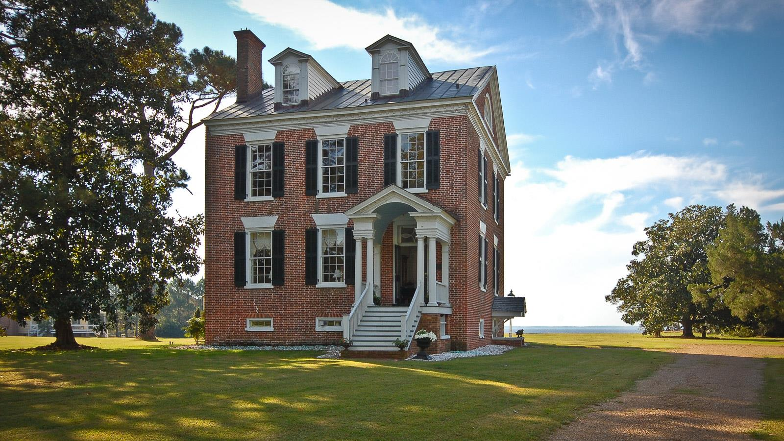 Mulberry Hill, Edenton, North Carolina