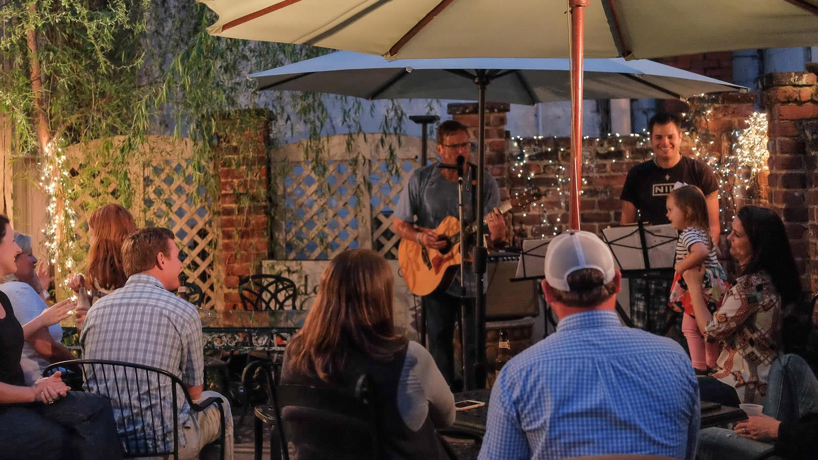 Music at Edenton Bay Trading Company