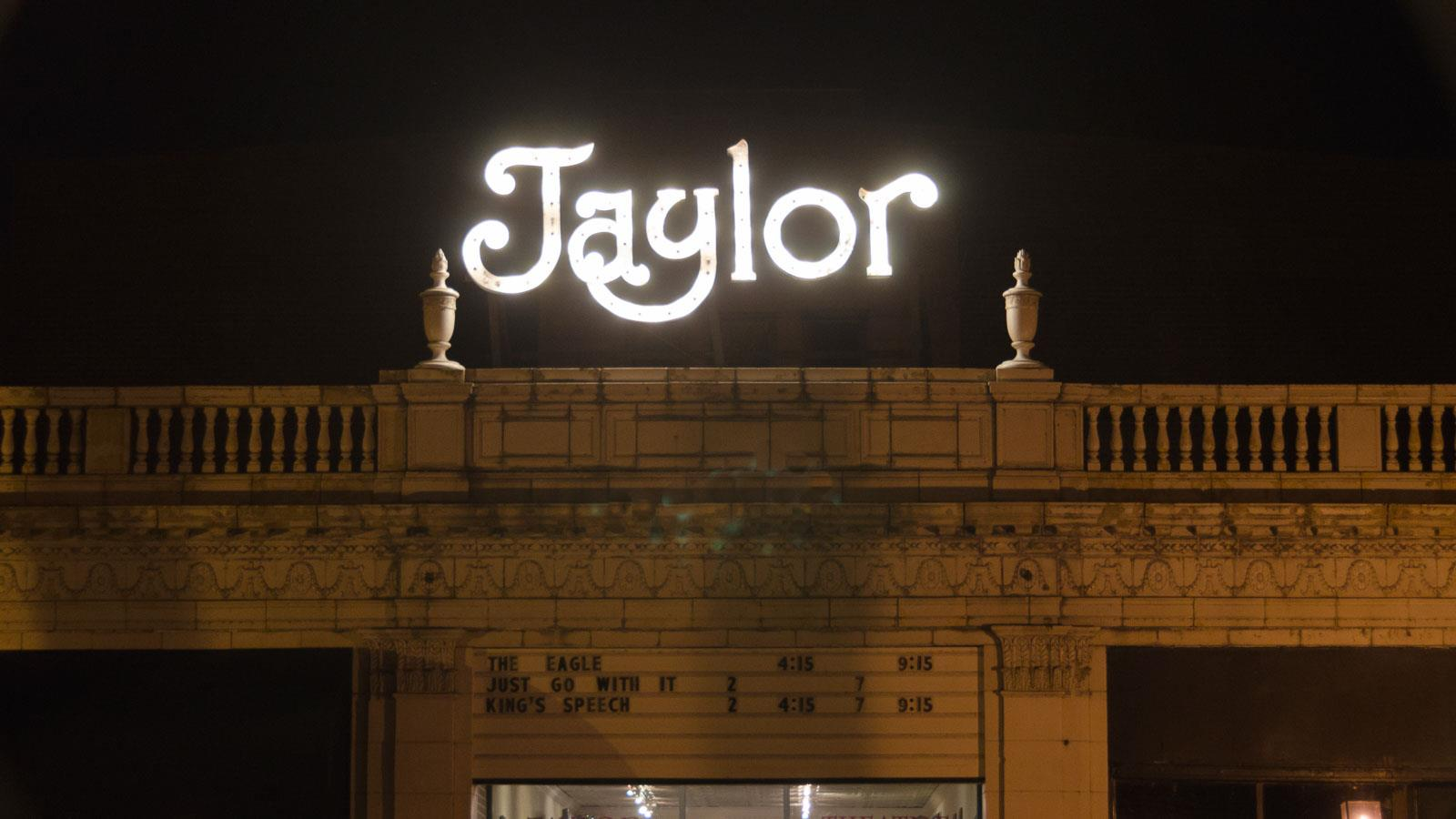 Taylor Movie Theater, Edenton, NC
