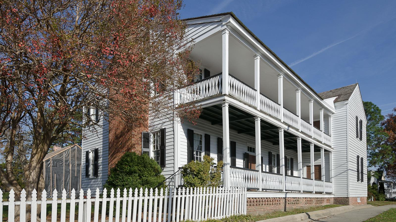 Iredell House, Edenton, North Carolina