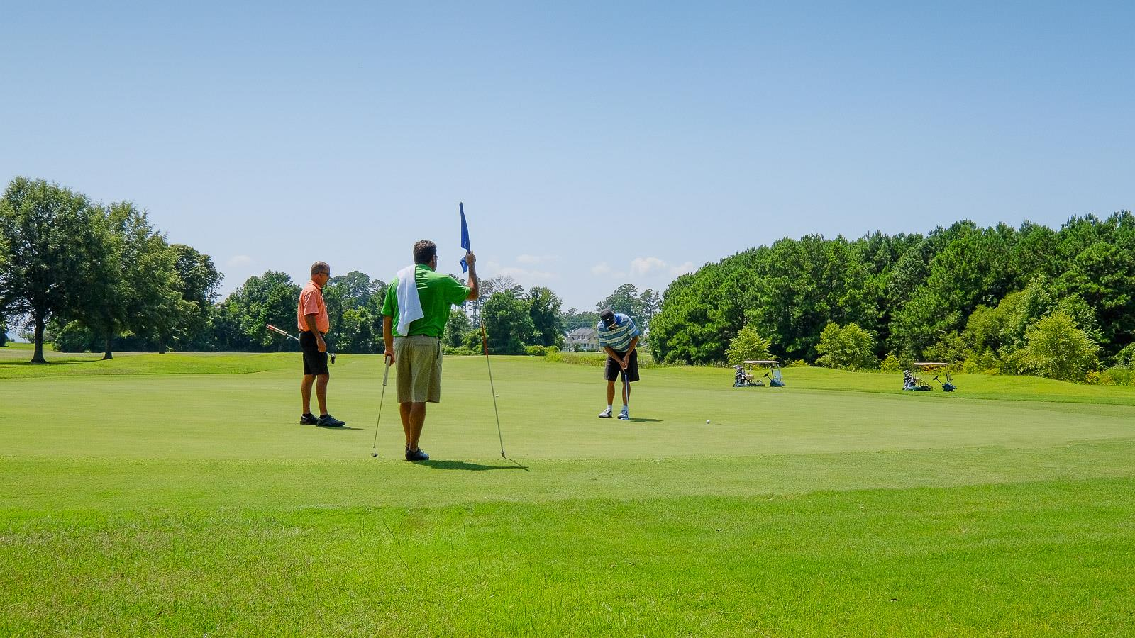 The Links at Mulberry Hill, Edenton, North Carolina